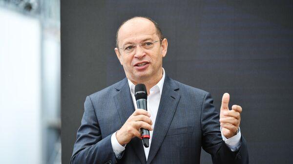 Президент Российской премьер-лиги Сергей Прядкин