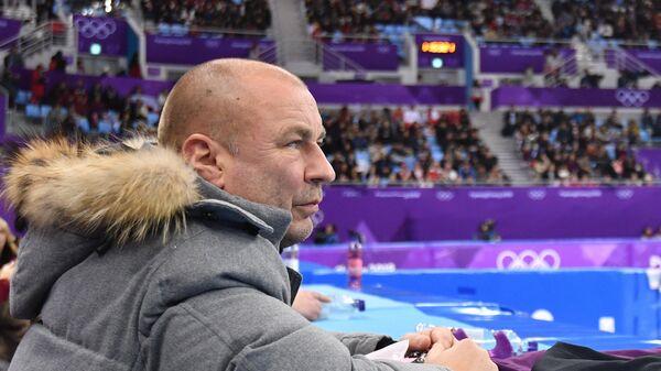 Российский тренер Александр Жулин