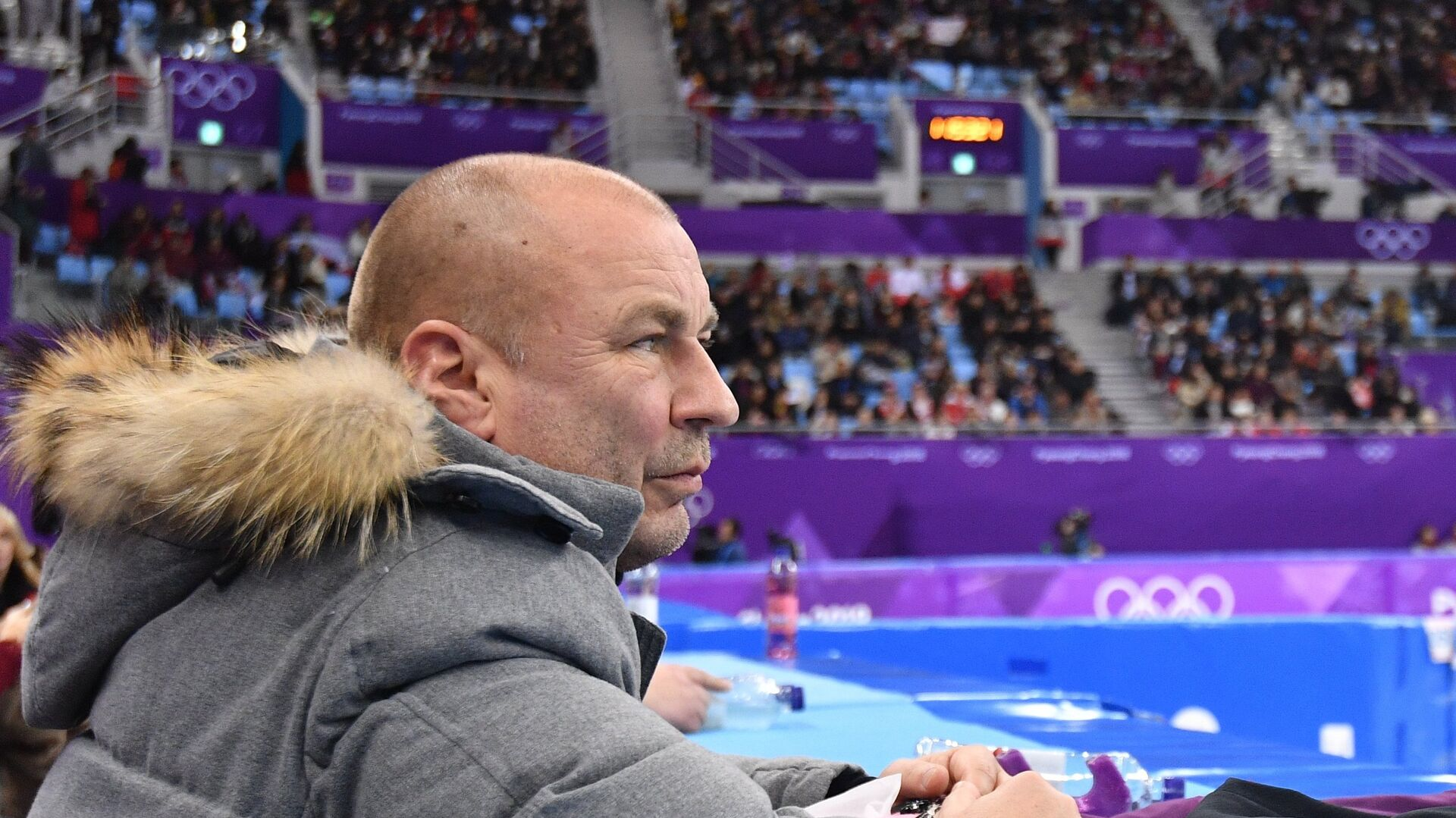 Российский тренер Александр Жулин - РИА Новости, 1920, 31.03.2021