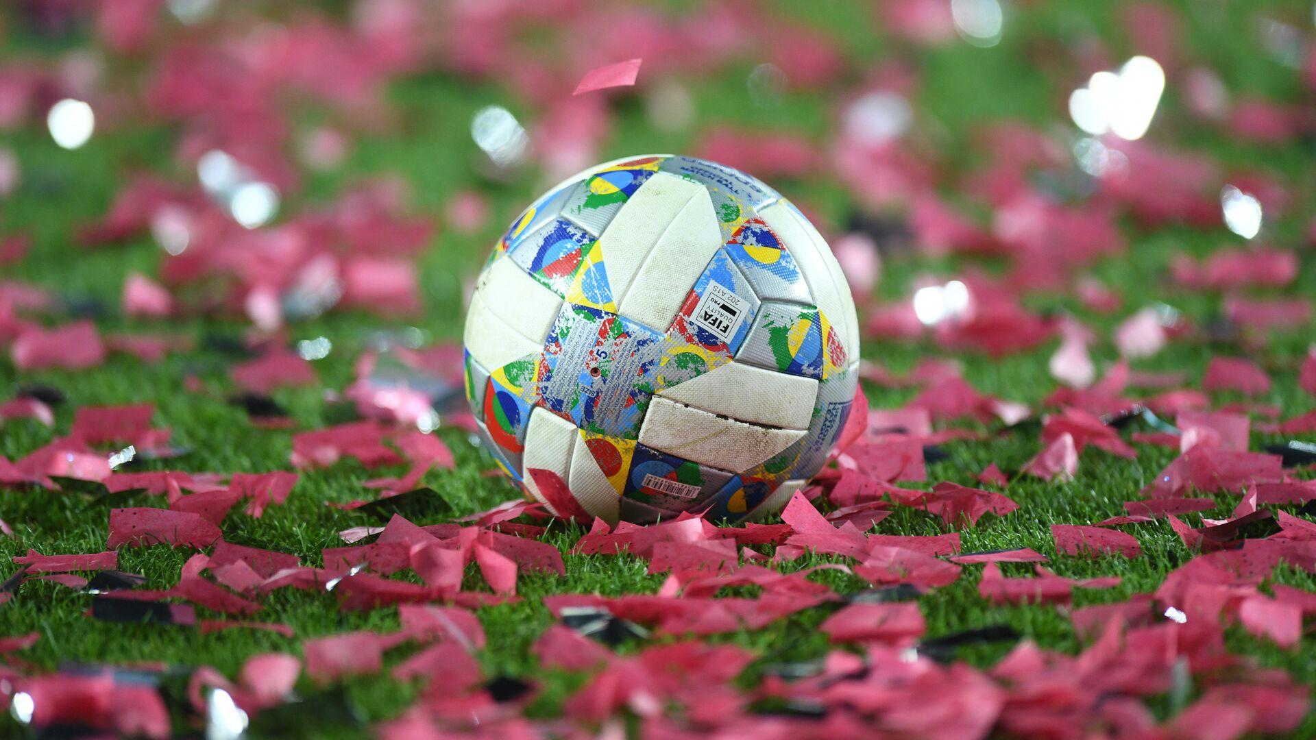 Мяч Лиги наций - РИА Новости, 1920, 06.09.2020