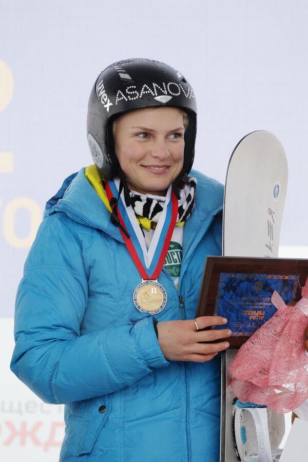 Анастасия Асанова