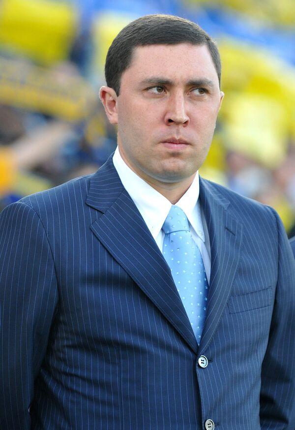 Владимир Газзаев