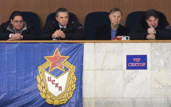 Виктор Тихонов и Алексей Касатонов (слева направо)