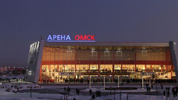 Ледовый дворец спорта Арена Омск