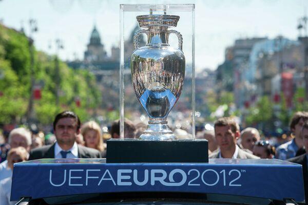Кубок чемпионата Европы по футболу