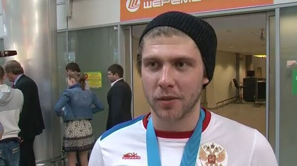 Семен Варламов признался, что хотел сделать сразу после победы на ЧМ-2012