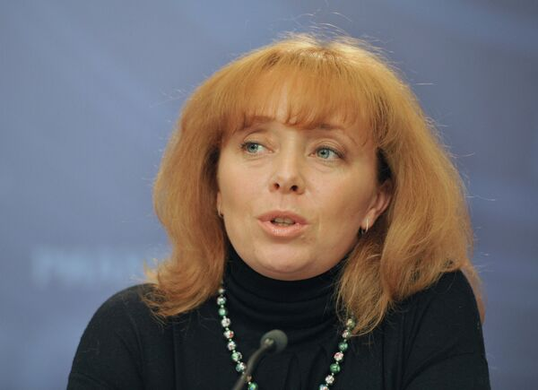 Анна Лещикова