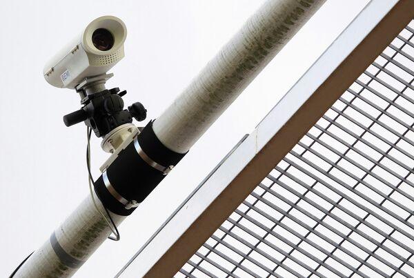 Cистема определения взятия ворот Hawk-Eye