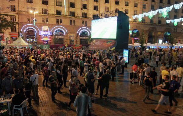Города проведения Евро-2012