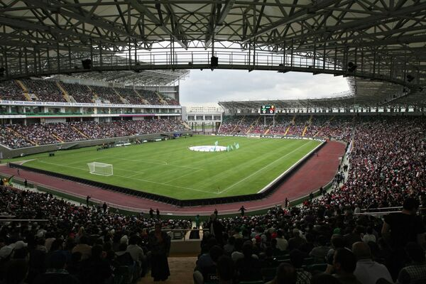 Стадион Ахмат-Арена