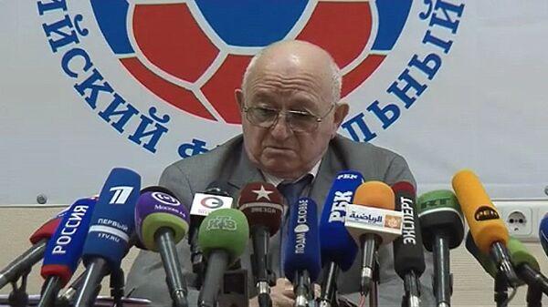 Симонян объяснил, почему РФС невысоко оценил игру сборной на Евро-2012