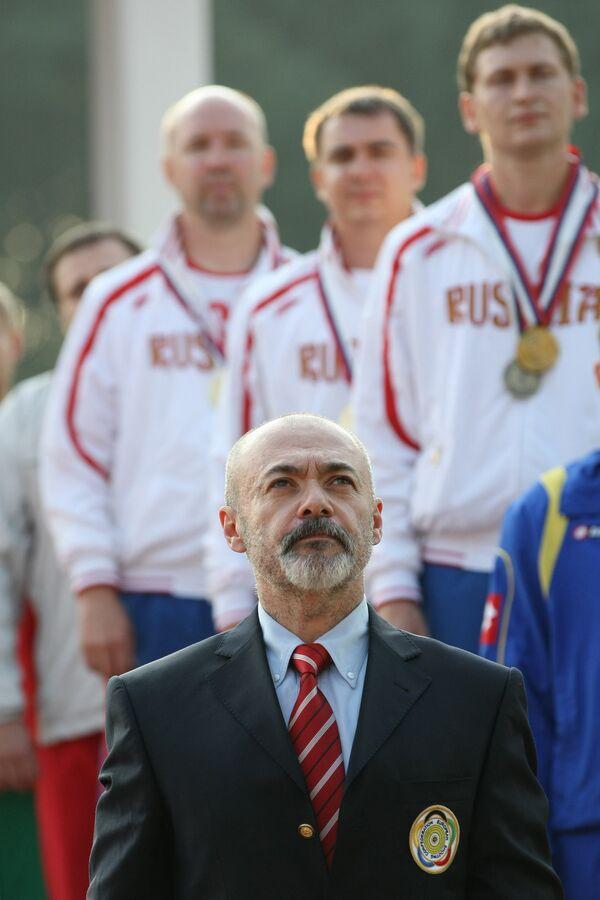 Игорь Золотарев