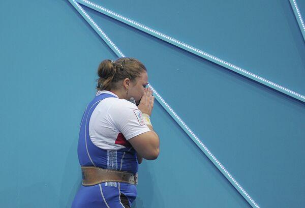 Российская спортсменка Татьяна Каширина