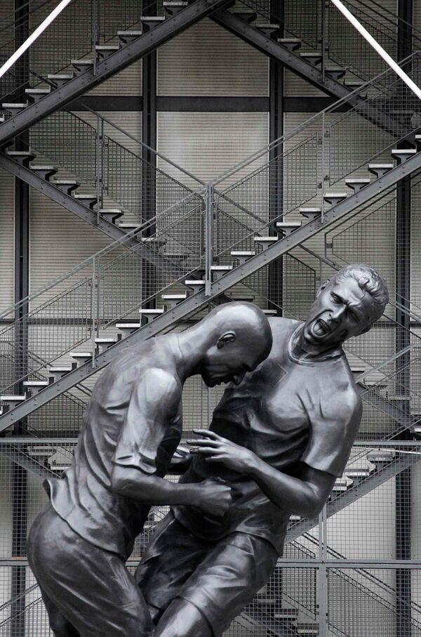Статуя Зидан-Матерацци