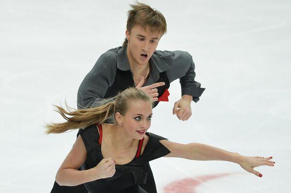 Виктория Синицын и Руслан Жиганшин