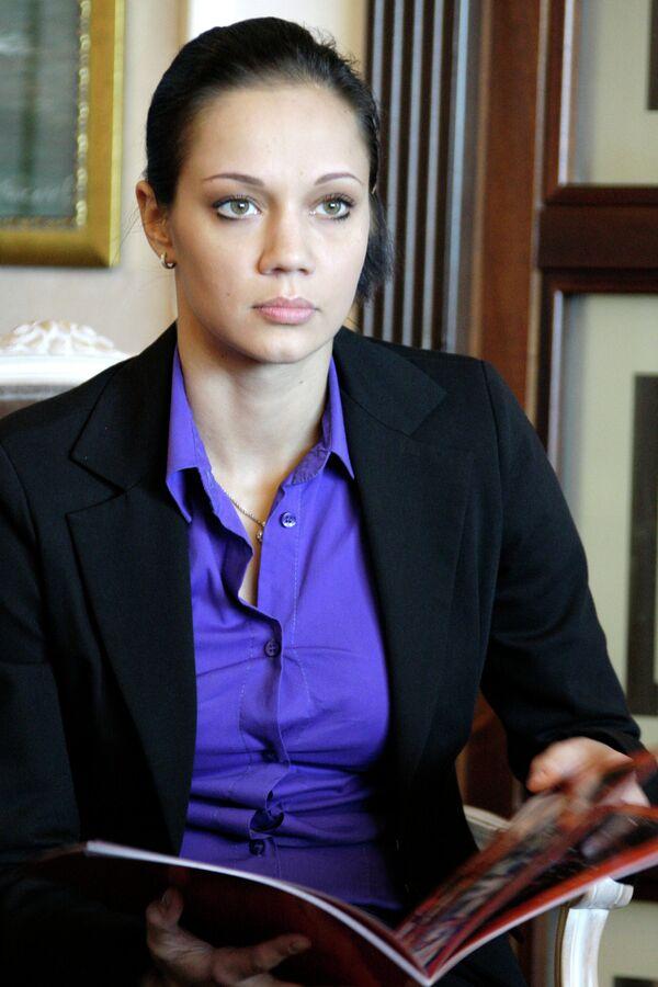 Ирина Чащина