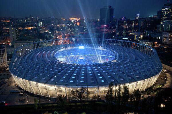 Национальный спортивный комплекс Олимпийский в Киеве