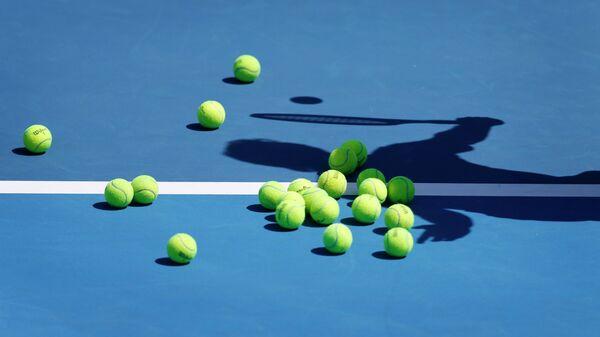 Australian Open, мячи