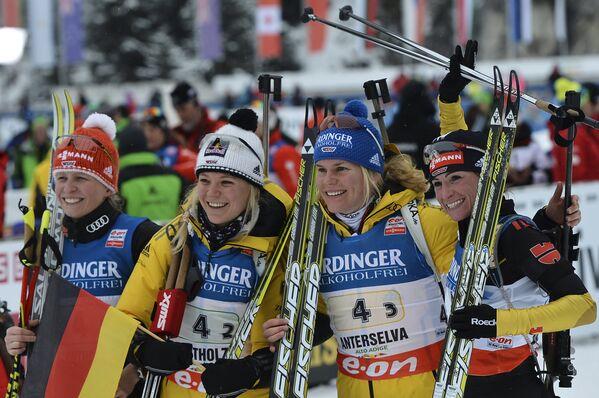 Женская сборная Германии по биатлону