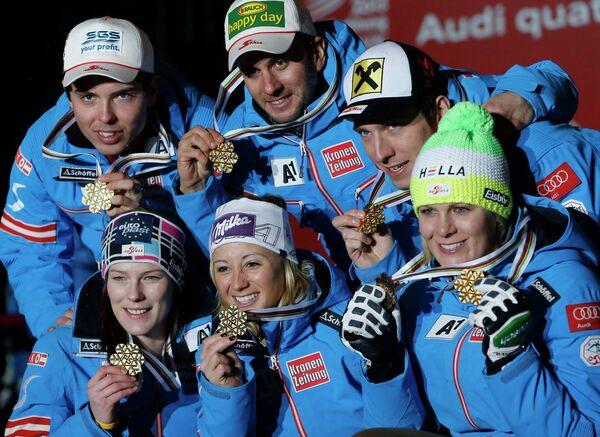 Сборная Австрии по горнолыжному спорту