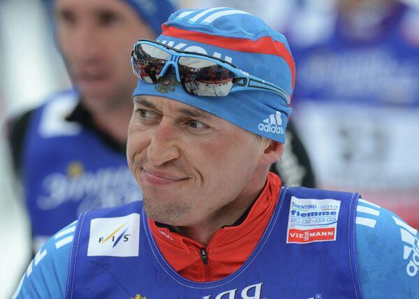 Александр Легков