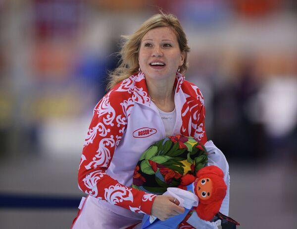 Россиянка Ольга Фаткулина победила в женском забеге на 1000 м