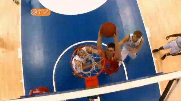Баскетболисты ЦСКА вышли в Финал четырех, обыграв Каху Лабораль