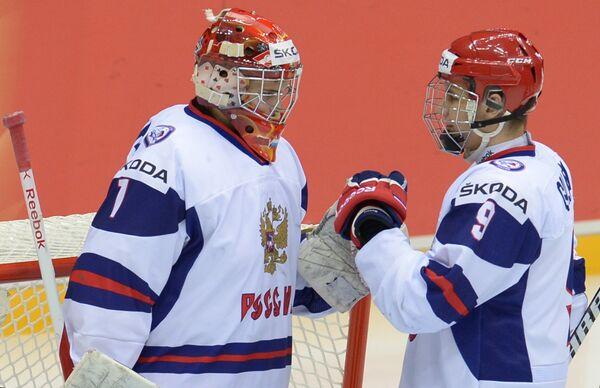 Игорь Шестеркин (слева) и Рузаль Галеев