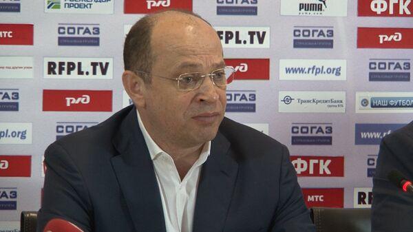 Руководители РФПЛ об итогах сезона, рекламе пива и чеченском футболе