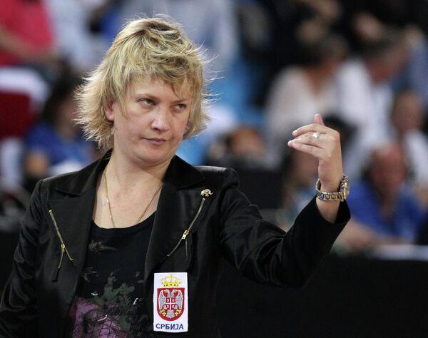 Марина Малькович