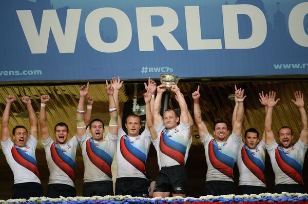 Мужская сборная России по регби-7