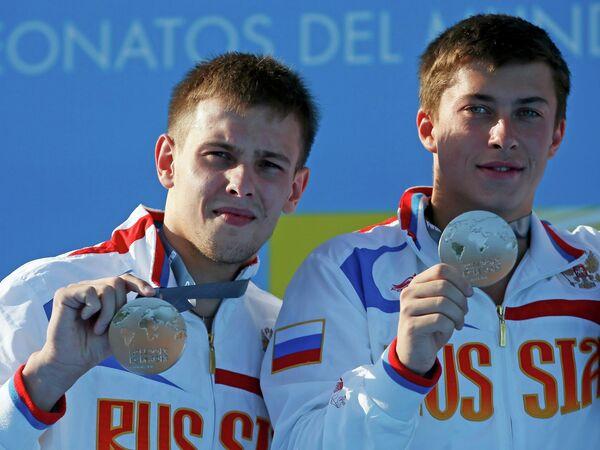Россияне Виктор Минибаев и Артем Чесаков