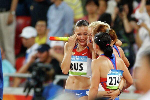 Юлия Чермошанская (слева)