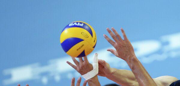 Волейбольный мяч. Заглушка