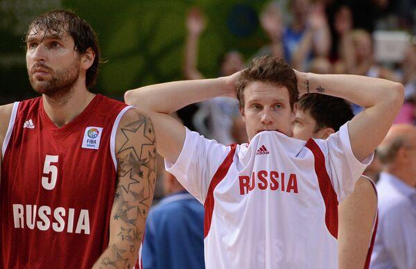 Дмитрий Соколов (слева) и Дмитрий Кулагин