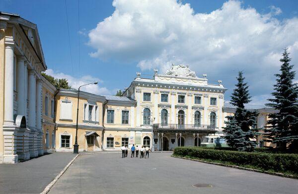 Путевой дворец, памятник архитектуры XVIII века