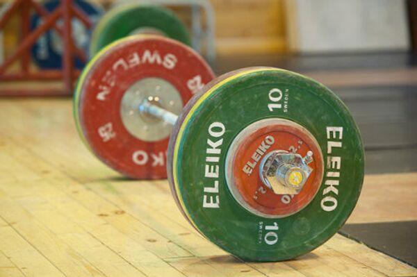Сборная России – победитель чемпионата Европы по тяжелой атлетике
