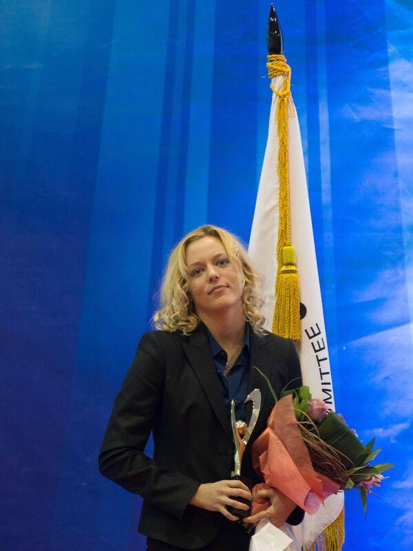 Дарья Стукалова
