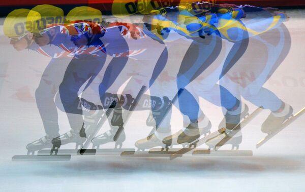 Шорт-трек. IV этап Кубка мира. Женщины. 1500 метров