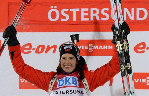 Анн-Кристин Офедт Флатланн (Норвегия)