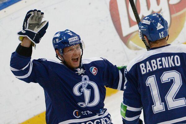 Сергей Соин (слева) и Юрий Бабенко