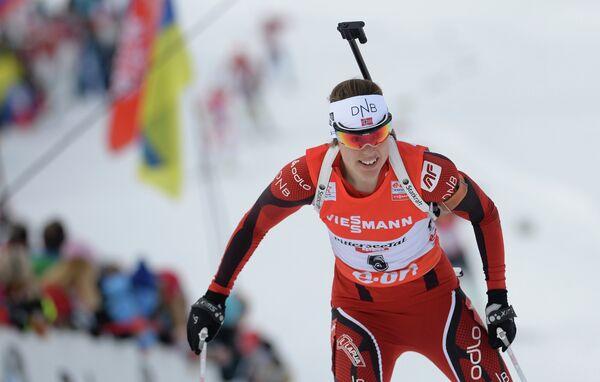 Норвежка Сюнневе Сулемдал (1 место)