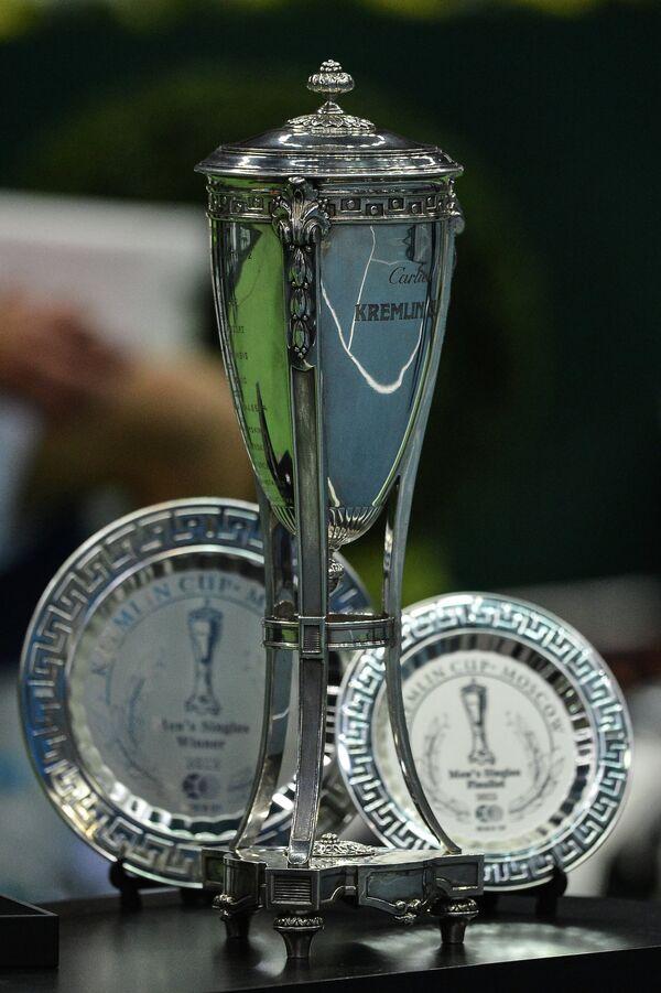 Трофей теннисного турнира Кубок Кремля
