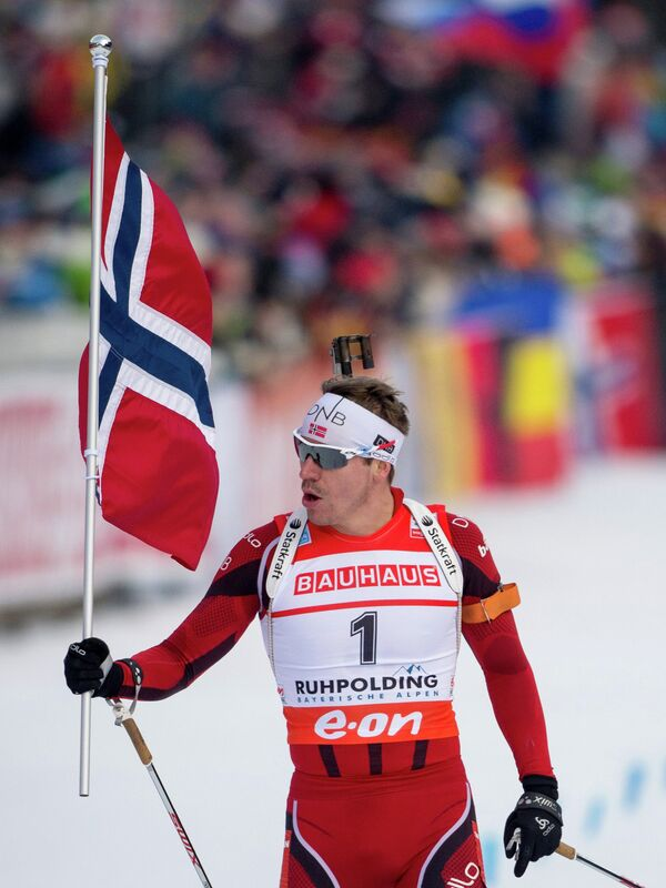 Эмиль Хегле Свендсен (Норвегия)