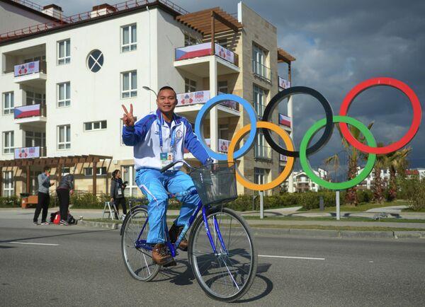 Прибрежная Олимпийская деревня