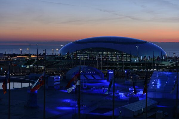 Вид на стадион Большой