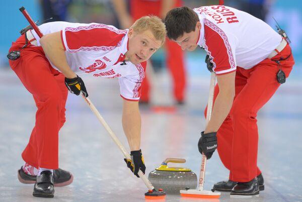 Алексей Стукальский и Александр Козырев (слева направо)