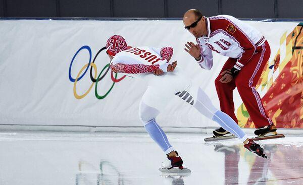 Евгений Серяев (слева) и Константин Полтавец