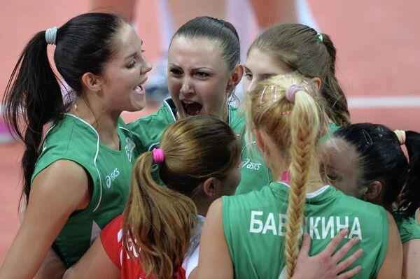 Волейболистки  Заречье-Одинцово