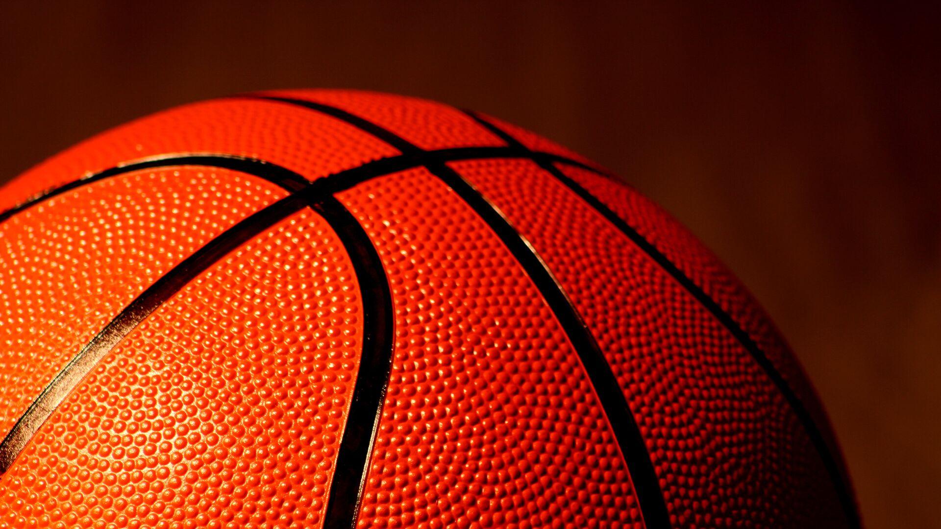 Баскетбольный мяч. - РИА Новости, 1920, 29.05.2021